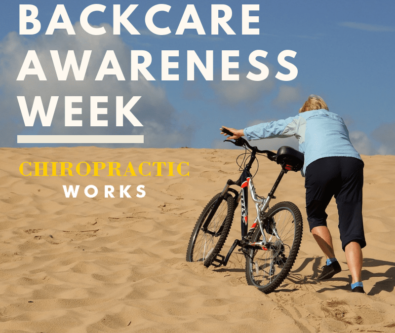 Backcare Awareness Week 2018